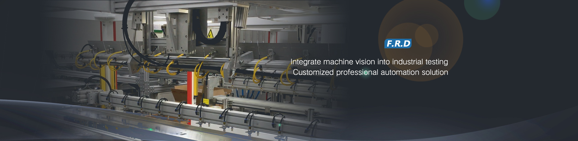 Customized professional automation solution